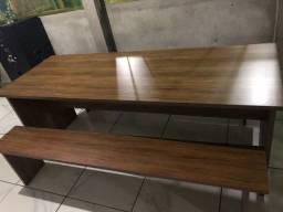 Título do anúncio: Vendo mesa estilo banco