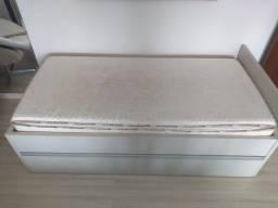 Cama +colchão top