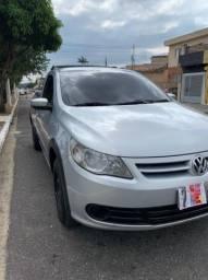 Título do anúncio: Vende-se Volkswagen Saveiro 2011 1.6 CS Flex Prata