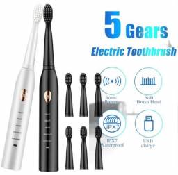 Escova de dente elétrica
