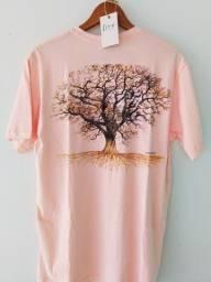 Camiseta Amazônia Árvore Roots