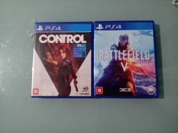 Vendo jogos de PS4  aceito ofertas