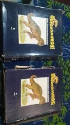 """Revistas Editora Globo - """"Dinossauros: Descubra os Gigantes do Mundo Pré-histórico"""""""