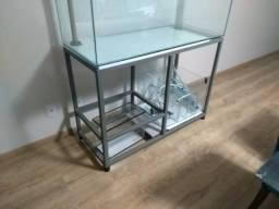 Aquário+sump (só os vidros)