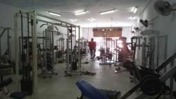 Equipamentos de Musculação academia