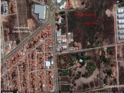 Um terreno para Locação na Av Zequinha Freire Bairro Uruguai