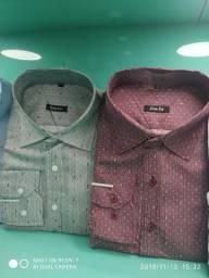 Camisas fit slim