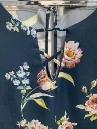 Blusa florida