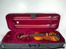 Violino Michael 4/4 + kit acessórios (completo)