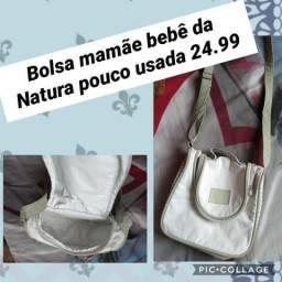 Bolsa para bebê da Natura