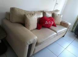 Sofa lindo e estiloso comprei na Etna