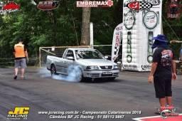 Saveiro G3 Turbo Forjada Legalizada - 2001