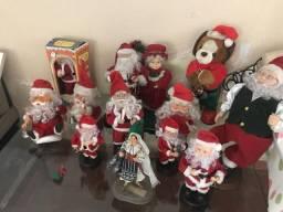 Lote de papai Noel