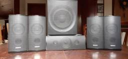 Caixas de som e Subwoofer Sony