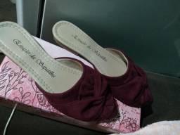 Vendo rasteirinha Muller e sandália melissa