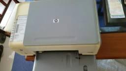 Impressora precisa de manutenção