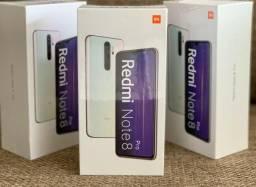Smartphone Xiaomi Note 8 Pro 128GB Lacrado - Nota F - Entrega Imediata - Parcele até 12x