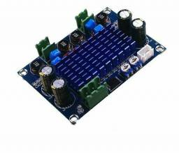 Amplificador De Alta Potência De Saída Xj-m572 Tpa3116d2 2x120w Plug-in