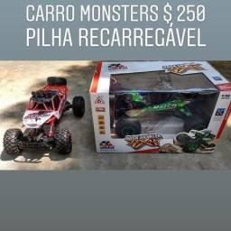 Vendo carro monster