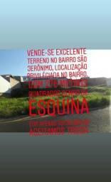 Vende-se excelente terreno no bairro São Jerônimo