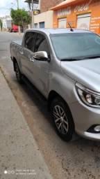 Vendo oportunidade todas as revisões feita na Toyota - 2017