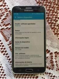 Samsung J7 (PERFEITO ESTADO)