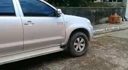 Toyota Hillux. srv 3.0 4x4 ano 2008 mdelo.2009 - 2009