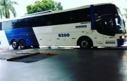 Ônibus Rodoviário Vistabuss Scania Só Turismo - 2000
