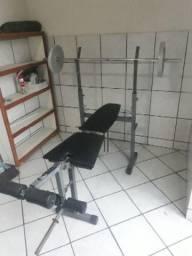Banco para musculação
