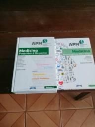 Livro de Medicina V1 e V2