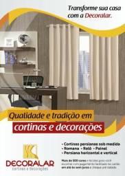 Vendedora de loja para cortinas, persianas e papel de parede (leia todo o anuncio por fv)