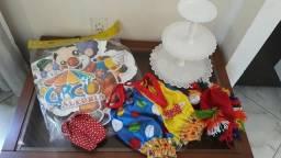 Kit de festa tema circo
