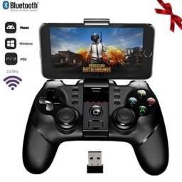 Controle Ipega Bluetooth 9076 Android Ios Pc e Tv box Ps3 Novo Entrego
