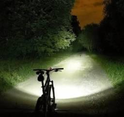 Farol profissional para bicicletas - Novo
