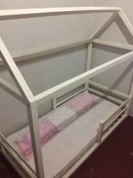 Mini cama montessoriana