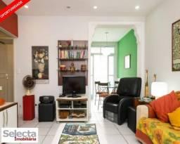 Apartamento no posto 6, na melhor parte de copacabana, pertinho de ipanema, e com todo tip