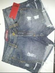 Shorts jeans zezus