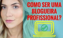 Curso Blogueira Profissional Online