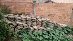Pedra/bloco sextavado para calçamento