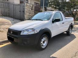 Fiat Strada Working 1.4 CS Impecável Placa A