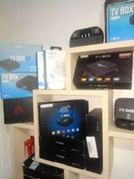 TV box - transformar a TV em Smart