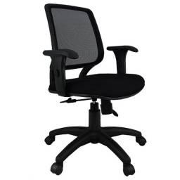Cadeira Diretor Ergonômica em Tela Nova com Garantia Entrega Grátis