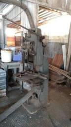 Furadeira fresadora para madeira