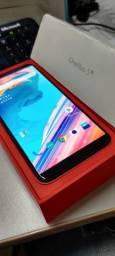 OnePlus 5T Dual SIM, 8GB RAM, 128 GB, Preto