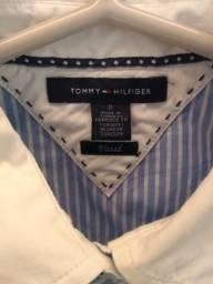 Camisa social feminina da Tommy
