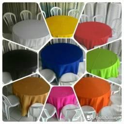 Aluguel de mesas e cadeiras $5