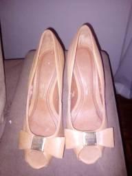 Sapato Santa Lolla bege