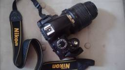 Máquina fotográfica Nikon d3100