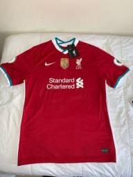 Camiseta Liverpool 20/21