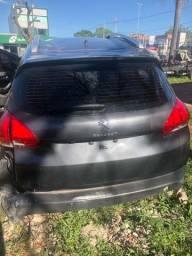 Sucata Peugeot 2008 Griffe E AT 2018